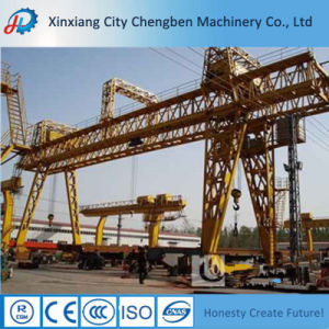 Truss Type Double Girder Gantry Crane Price pictures & photos