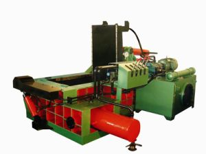 Metal Compress Packaging Baler Machine-- (YDF-130A) pictures & photos