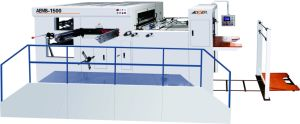 AEM-1650y Semi-Automatic Die Cutting Machine pictures & photos