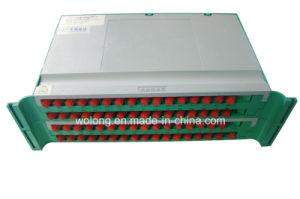 1*64 Tray Type Optical Fiber Splitter FC PC