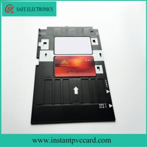 Inkjet PVC Card Tray for Epson L800, T50, T60, P50 Printer pictures & photos