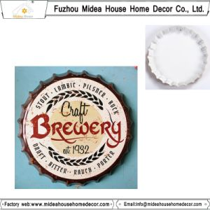Handmade Beer Signs Decorative Craft Gift Wall Metal Plaque pictures & photos