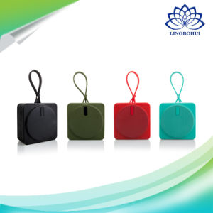 IP56 Water/Dusty/Shock Proof Portable Mini Bluetooth Wireless Speaker pictures & photos