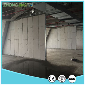 Professional Low Cost Construction Cement Partition Wall Panels pictures & photos
