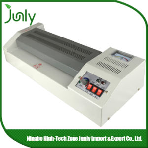 A4 B3 Manual Laminating Machine for A4 Size pictures & photos