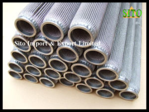 Stainless Steel/Water/Air/Fuel Wire Mesh Filter pictures & photos