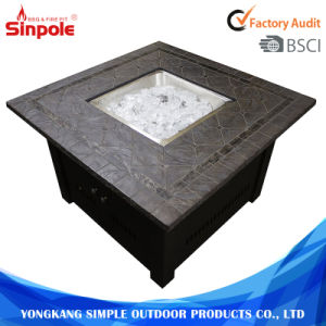 Reflevtive Color Decoration Tempered Fire Pit Glass pictures & photos