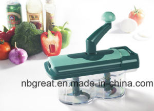 Multi-Chopper Kitchen 7-Pieces Nicer Slicer Fusion pictures & photos