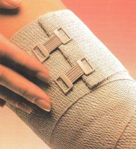Disposable Surgical Spandex Elastic Bandage pictures & photos