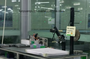 PV Ribbon Automatic Bending and Cutting Machine pictures & photos