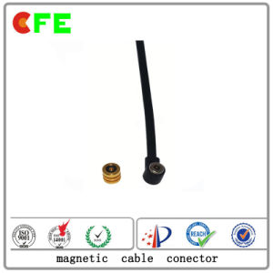 Wearable Waterproof Male and Female Magnetic Connectors Manufacture pictures & photos