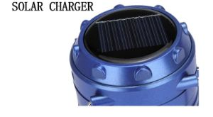 Four Colors Camping Outdoor Emergency Solar Flood Light pictures & photos