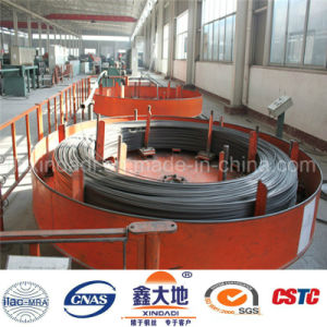 1670MPa High Tensile PC Iron Wire Non Alloy Steel with Spiral Ribs pictures & photos