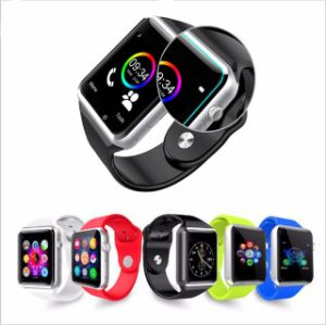 "1.54"" A1 Bluetooth Smart Watch with Camera SIM Card Touch Screen"