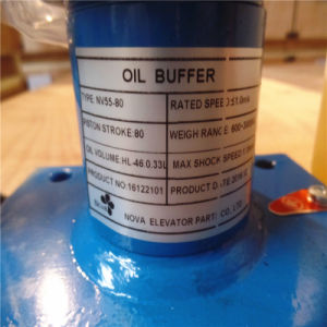 Oil Buffer with Spring Inside Outside for Elevator pictures & photos