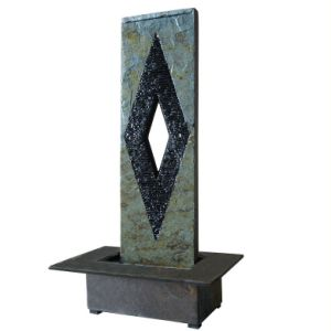 130cm Height Stone Floor Fountain pictures & photos