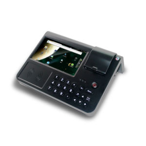 Dual-Core Touch Screen Android Smart POS Terminal Zkc PC701 pictures & photos