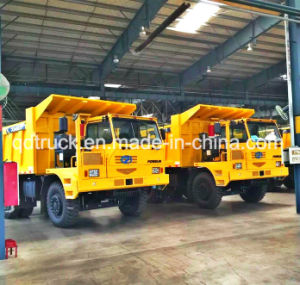 Rigid Dump Truck with 90 Ton Loading Capacity pictures & photos