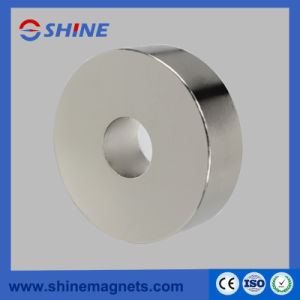 Permanent Strong Neodymium Magnet Ring NdFeB pictures & photos