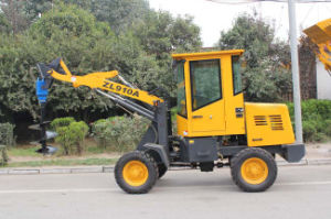 20HP 1t Multifunctional Mini Wheel Loader pictures & photos