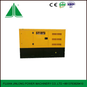 Soundproof Big Fuel Tank Diesel Generator Set pictures & photos