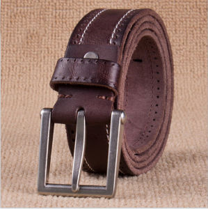 Fashion Leather Belt Factory Supplier pictures & photos