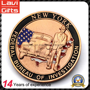 High Quality OEM Souvenir Coins with Special Side pictures & photos