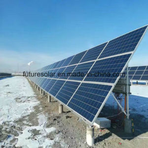 Futuresolar 100kw on Grid Solar System with Warranty pictures & photos