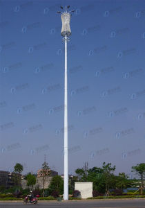Hot-DIP Galvanized Telecom Steel Landscaped Tower pictures & photos