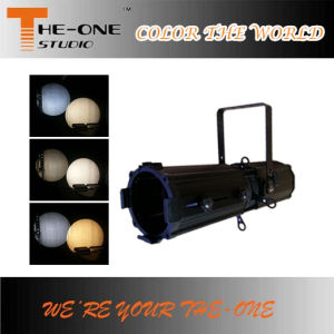 200W LED Zoom Profile Light for Theater/TV pictures & photos