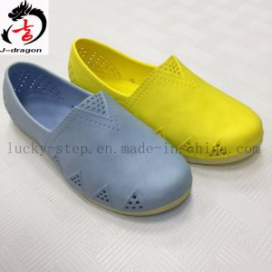 Fashoin Popular Lady Casual EVA Slipper pictures & photos