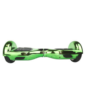 Smart Balance Scooter Remote Control 2 Wheels 6.5inch Electric Scooter Electroplate Hoverboard pictures & photos
