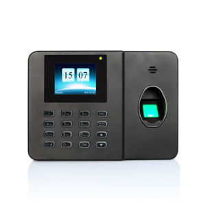 Multi Biometric Time Recorder Finggerprint Password Time Attendance System pictures & photos