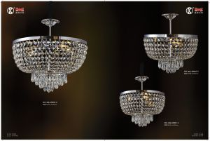 K9 Crystal Chrome Pendant Light pictures & photos