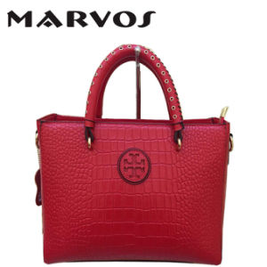 China Wholesale Leather Handbag / Lady′s Tote Handbag Ma1648 pictures & photos
