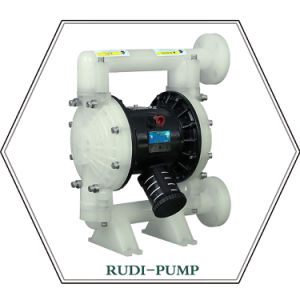 Rd25 Plastic Pneumaticdiaphragm Pump pictures & photos
