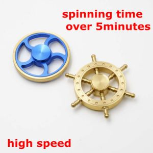 EDC Fidget Toys Spinning Time 6 Minutes Rudder Hand Spinner pictures & photos