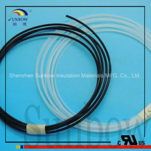 High Temperature Resistance PTFE Tubing/Tubes/Pipes/Sleeves Widely Used in Machinery/Electons/Automobiles/Aeroplanes. pictures & photos