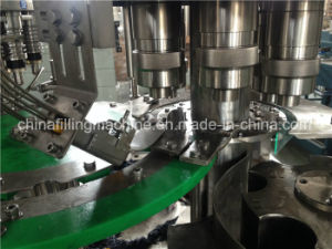 Hot Export Automatic Cooking Oil Filling and Packing Machine pictures & photos