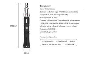 Portable Vapioneer H3 40W Vaporizer Pen E Hookah pictures & photos