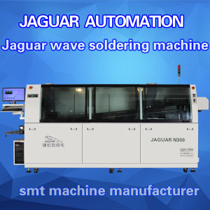 Wave Soldering Machine with Patented Heating Plate pictures & photos