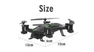 1420602-New Design Air-Road Double Mobel Flying Car 2.4G RC Quadcopter Drone 6-Axis 4CH Helicopter with HD Camera Run Double Side pictures & photos