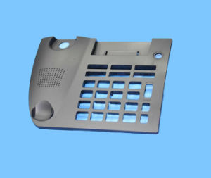 ABS Plastic Injection Molding Telephone Casing