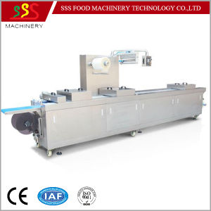 Factory Supply Vacuum Package Machine Packing Machine Stainless Steel Wrap Equipment with Certificate 2017