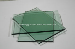 4-6mm French Green Float Tempered/Toughened Glass pictures & photos