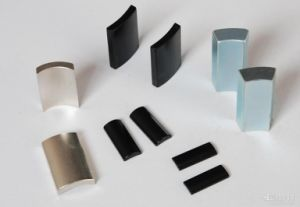 Sintered Neodymium Permanent Magnet for Tile pictures & photos