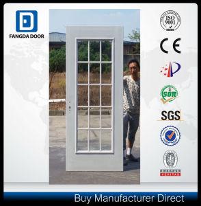 15 Full Lite French Steel Glass Door pictures & photos