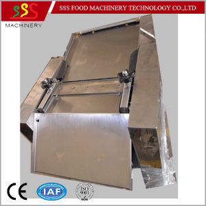 Stainless Steel Salmon Skin Peeling Machine (GB-400) , Fish Skin Peeler, Squid Skin Peeling Machine
