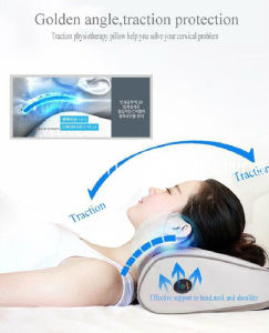 Neck Shiatus and Sleeping Massage Pillow pictures & photos