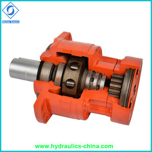 Poclain Ms08 Hydraulic Piston Motor/ Low Speed High Torque pictures & photos